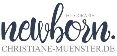 www.newborn.christiane-muenster.de Logo